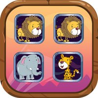 Animals Matching For Kids & Adults