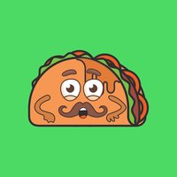 Taco Stickers for iMessage