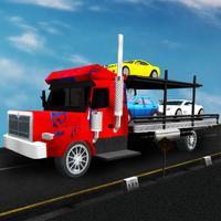 car carrier trailer truck