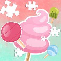 Cute Candy Sweet & Jelly Jigsaw Puzzle