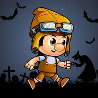 Halloween Run - Fight and Escape the Scary Ghost