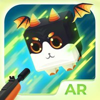 AR Devil: Dragon Shooter 3D