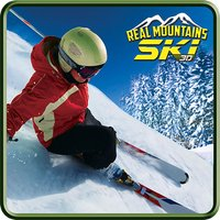 Real Mountain Ski Game