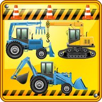 Digger Games for Kids and Toddlers : discover the world of excavators !
