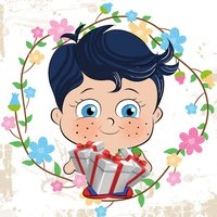 Anneler Günü Boyama Kitabı - Minik Bilge Anneler Gününü Kutluyor