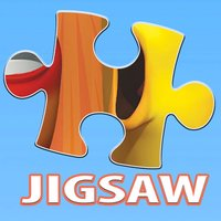 Cartoon Puzzle For Kids – Jigsaw Puzzles Box for Larva