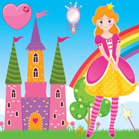Princesses Games for Toddlers and Little Girls