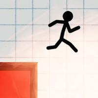 Line Sprint - Stickman Challenge Free