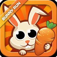 Bunny Run - Cross the street avoiding cars & tracks!