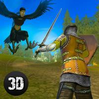 Harpy Bird Survival Simulator 3D