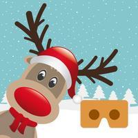 Christmas VR for Google Cardboard