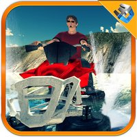 Quad Bike Beach Water Surfer & Stunt Simulator