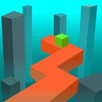 Geometry Up : a dash world game on zigzag line