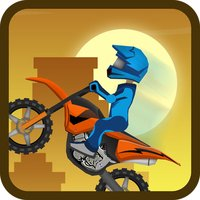 Extreme Motocross Bike Race
