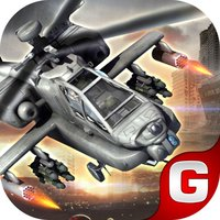 Gunship City Gangster : Helicopter War