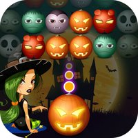 Halloween Magic Bubble Shooter