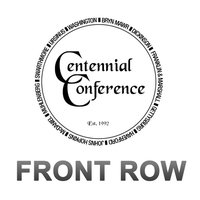 Centennial Conference Front Row