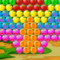 Fruit Farm - Bubble Shooter