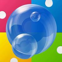 A Crazy Bubble Pop - Fun Splatter Puzzles