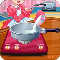 Princess Cookies game - Cooking games