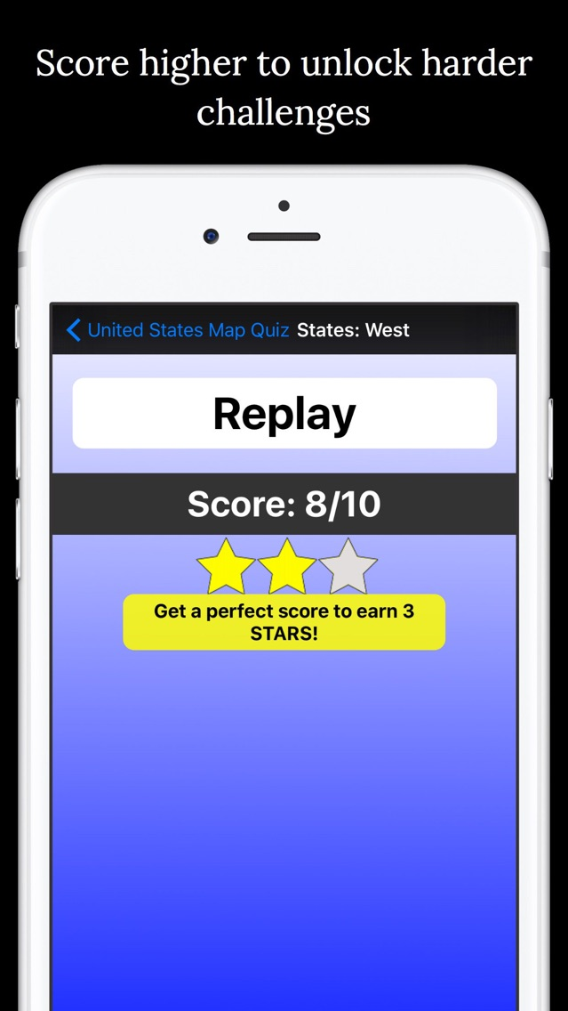 United States Map Quiz App for iPhone - Free Download United ...