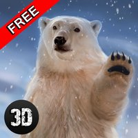 Wild Arctic Bear Survival Simulator 3D Free