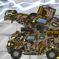 Combine! Dino Robot - Scutellosaurus
