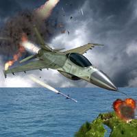 F16 Fighter Flight Air Attack