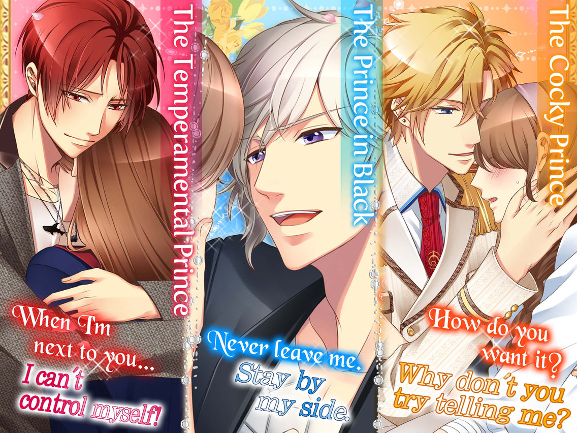 anime dating sims iphone