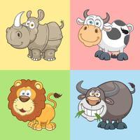 Animal Matching 4 Kid - Memory Game for Preschool