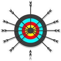 Arrow Wheel King - Ambush Archery Bow Game