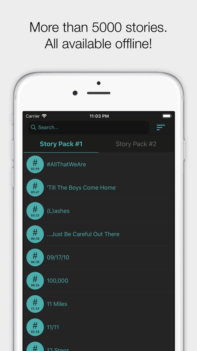 Creepypasta App for iPhone - Free Download Creepypasta for iPhone