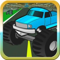 An Extreme Monster Truck Racing Game - Free Highway Race Action