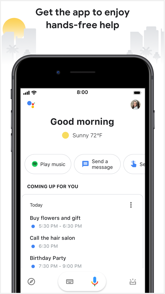 Google Assistant App for iPhone - Free Download Google