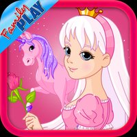 Princess Matching and Learning Game for Kids