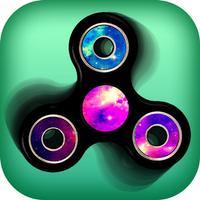 Spinny Fidget- Tappy Fidget Spin