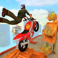 Tricky Motorbike Stunt Master