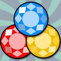 Diamond 3 Match Puzzle - FREE Game
