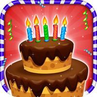 Kids Birthday Cake Maker - Cooking game