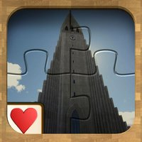 Jigsaw Solitaire Iceland