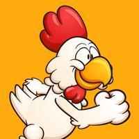 Running Chicken!