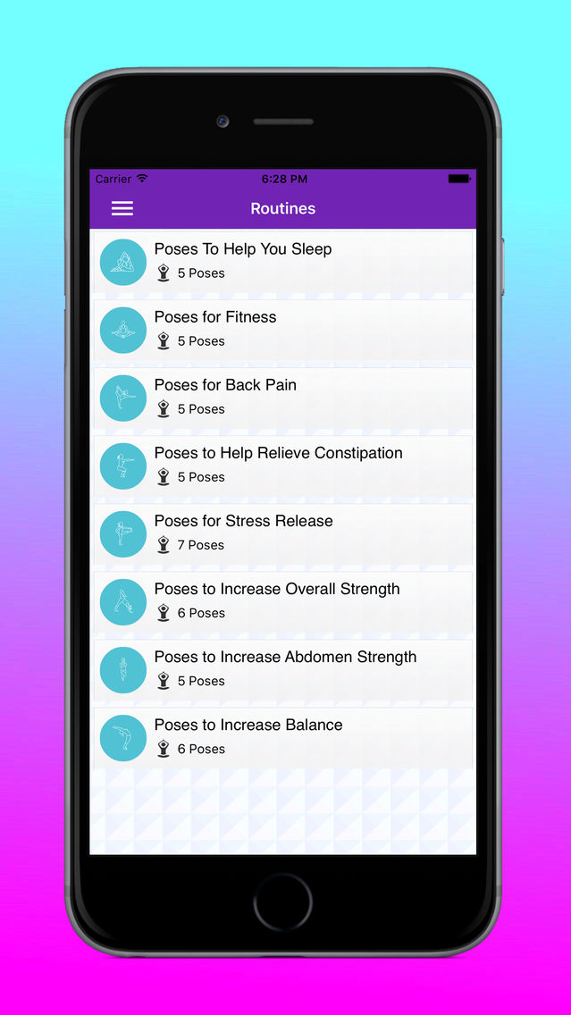 Daily Yoga Pose 2019 App for iPhone - Free Download Daily Yoga Pose