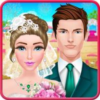 Seaside Wedding Party Makeover & Dress up Salon Girls Game