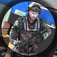 Toy Soldier Snipe-r Shoot-er 3D