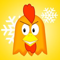 Rooster Donnie - Stickers for iMessage