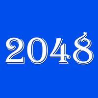 2048-海滨版数字消消消单机小游戏