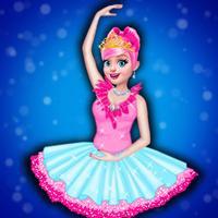 Ballet Dancer Salon Makeover Girls Game