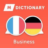 MDictionary Wirtschaft (DE-FR)