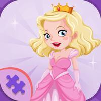 Princess Jigsaw for kids