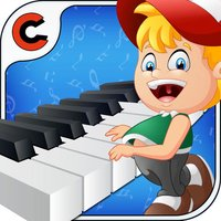 Kids Real Piano - My Kids Piano-Your Baby's First Piano Teaching Game